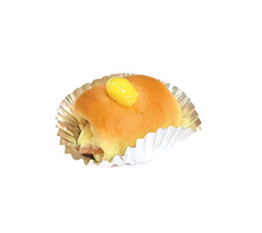 ขนมปังแฮมน้ำสลัด