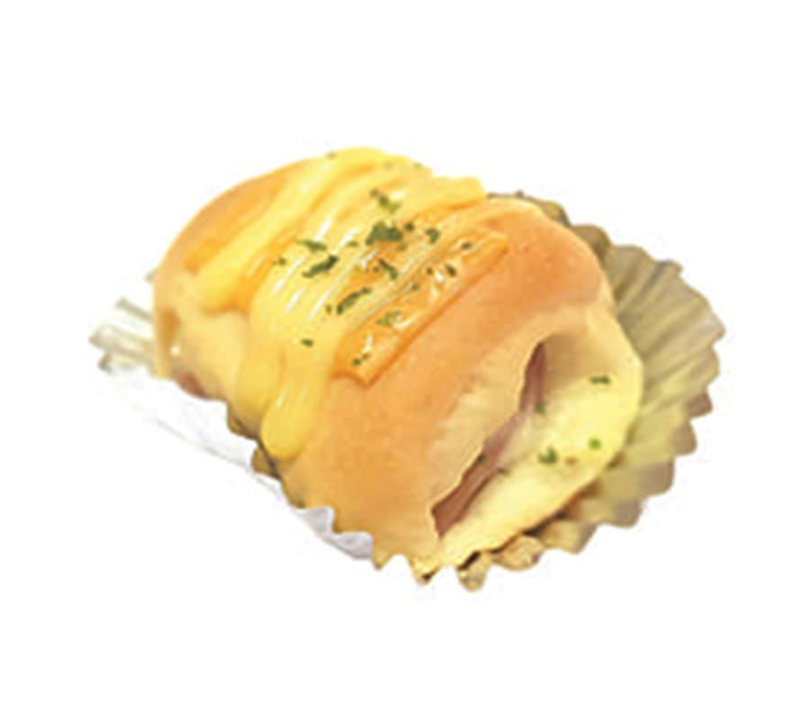 ขนมปังโรลเชดด้าแฮมชัส